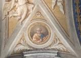 Ambito italiano (1816), Dipinto murale di San Pietro