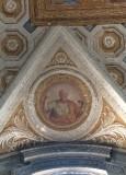 Ambito italiano (1816), Dipinto murale di San Tommaso