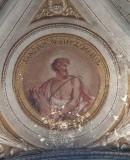 Ambito italiano (1816), Dipinto murale di San Bartolomeo