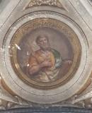 Ambito italiano (1816), Dipinto murale di San Giacomo Minore