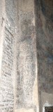 Ambito laziale sec. XIII, Dipinto murale di santo con aureola