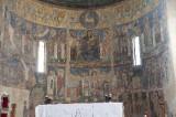 Ambito laziale sec. XIII, Dipinto murale con storie della vita di San Silvestro