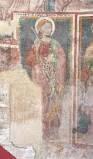 Ambito laziale sec. XIII, Dipinto murale di San Luca