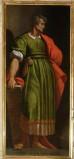 Castello B. sec. XVII, Il profeta Geremia