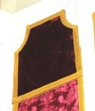 Manifattura ligure sec. XIX, Bandinella con angoli stondati 4/4