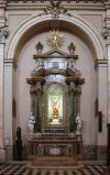 Ambito bergamasco sec. XVIII, Altare della Madonna