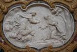 Manni G.G. sec. XVII-XVIII, Madonna consegna lo scapolare a San Simone Stock