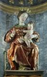 Fantoni A. sec. XVIII, Madonna con Gesù Bambino