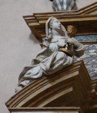 Ambito bergamasco sec. XVIII, Allegoria della Fede