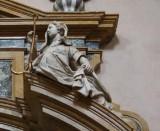 Ambito bergamasco sec. XVIII, Allegoria della Speranza