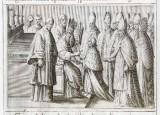 Ambito romano (1595), Benedizione e incoronazione del re 5/10