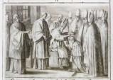 Ambito romano (1595), Benedizione e incoronazione del re 7/10