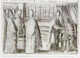 Ambito romano (1595), Benedizione e incoronazione del re 9/10