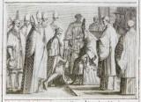 Ambito romano (1595), Benedizione e incoronazione del re 10/10