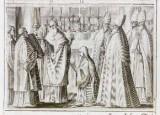 Ambito romano (1595), Benedizione e incoronazione della regina 2/11