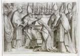 Ambito romano (1595), Benedizione e incoronazione della regina 4/11