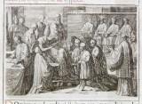 Ambito romano (1595), Tonsura