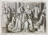 Ambito romano (1595), Ordinazione dei chierici
