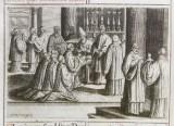 Graffico C.-Tempesta A. (1595), Ordinazione dei sagrestani
