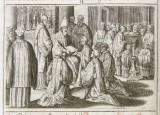 Graffico C.-Tempesta A. (1595), Ordinazione del diacono