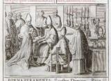 Ambito romano (1595), Consacrazione del vescovo 2/12