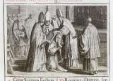 Villamena F. (1595), Consacrazione del vescovo