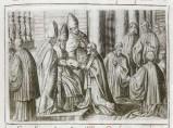 Ambito romano (1595), Consacrazione del vescovo 9/12