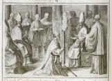 Ambito romano (1595), Consacrazione del vescovo 10/12