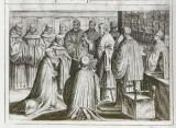 Ambito romano (1595), Benedizione dell'abate 1/9