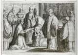 Ambito romano (1595), Benedizione dell'abate 6/9