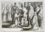 Ambito romano (1595), Benedizione dell'abate 7/9