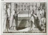 Ambito romano (1595), Consacrazione del vescovo 12/12