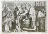 Ambito romano (1595), Benedizione della badessa 4/5