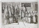Ambito romano (1595), Benedizione e consacrazione delle vergini 1/7