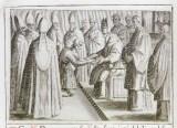 Ambito romano (1595), Benedizione e incoronazione del re 2/10