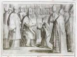 Ambito romano (1595), Benedizione e incoronazione della regina 5/11