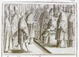 Ambito romano (1595), Benedizione e incoronazione della regina 6/11