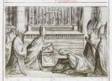 Ambito romano (1595), Benedizione e incoronazione della regina 8/11