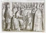 Ambito romano (1595), Benedizione e incoronazione della regina 9/11