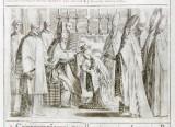 Ambito romano (1595), Benedizione e incoronazione della regina 10/11