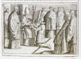 Ambito romano (1595), Benedizione di un nuovo soldato