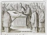 Ambito romano (1595), Dedicazione o consacrazione di una chiesa 13/18