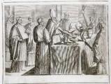 Ambito romano (1595), Consacrazione dell'altare 1/8