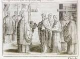 Ambito romano (1595), Benedizione del cimitero 5/6