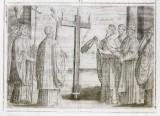 Ambito romano (1595), Benedizione del cimitero 6/6