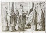 Ambito romano (1595), Consacrazione del calice e della patena