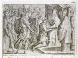 Ambito romano (1595), Benedizione delle armi 1/2