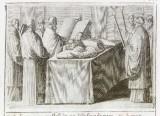 Ambito romano (1595), Benedizione delle armi 2/2