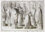 Ambito romano (1595), Benedizione della spada