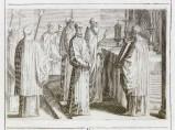 Ambito romano (1595), Benedizione del tabernacolo eucaristico